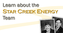Learn about the Star Creek Team